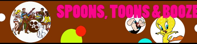 Spoons, Toons & Booze