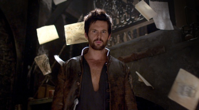 NYCC 2013: Da Vinci's Demons Roundtable Interview #2