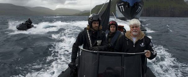 """Discovery Wages """"Whale Wars"""" on """"Viking Shores"""