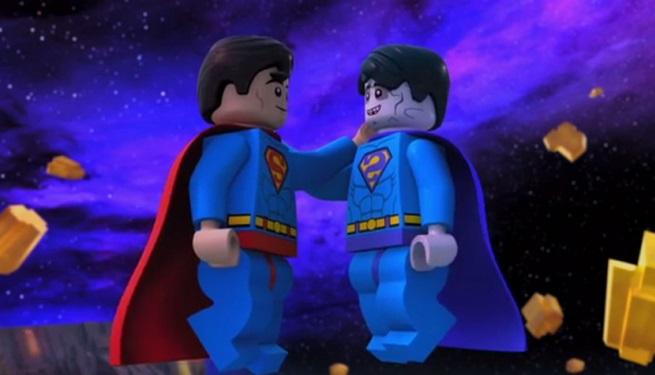 Blu-ray Review: Lego DC Comics Super Heroes: Justice League vs. Bizarro League