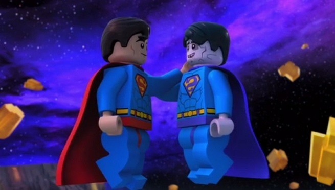 Blu-ray Review: Lego DC Comics Super Heroes: Justice League vs. Bizarro League