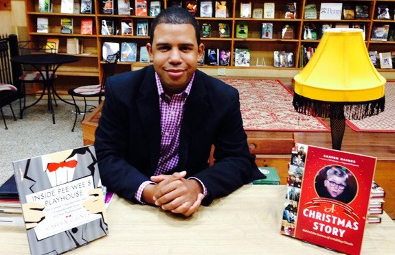 Retro Con 2015 Interview: Author Caseen Gaines Talks About His Book 'We Don't Need Roads: The Making of the Back to the Future Trilogy'