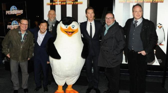 Interview: Filmmakers Eric Darnell and Simon J. Smith talk 'Penguins of Madagascar'