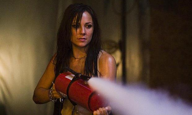 Interview: Actress/Dancer Briana Evigan Talks Zenescope Entertainment's 'Grimm Fairy Tales' and Horror/Action Movies