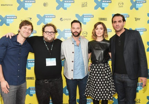 Interview: Nick Kroll, Rose Byrne and Ross Katz talk 'Adult Beginners'