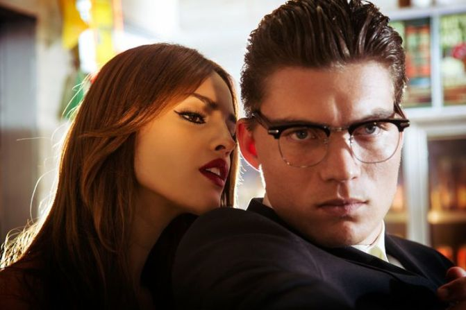 NYCC 2015 Interview: Stars Zane Holtz and Eiza Gonzalez Talk 'From Dusk Till Dawn: The Series'