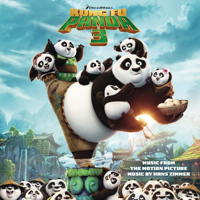 Soundtrack Review: Kung Fu Panda 3