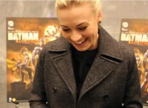 Interview: Actress Yvonne Strahovski Talks 'Batman: Bad Blood'