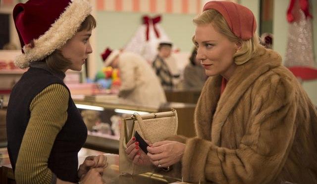 Blu-ray Review: Carol