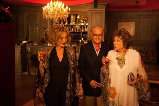 Shirley MacLaine & Jessica Lange Star in New Comedy 'Wild Oats' Coming to Home Video October 4, 2016