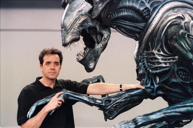 Interview: Special Effects/Makeup Artist Tom Woodruff Jr. Talks 'The Monster'
