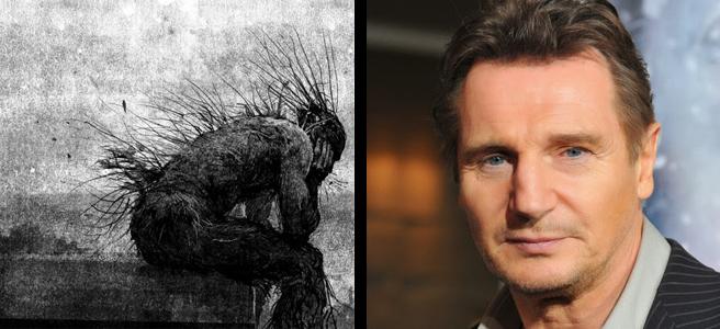 Interview: Liam Neeson Talks 'A Monster Calls'