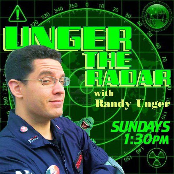 Watch UNGER THE RADAR on Village Connection Radio